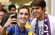 Tuyển Brazil gọi lại tiền vệ tài hoa một thời