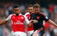 'Arsenal đã dạy cho Man United một bài học'