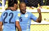 Bolivia 0-2 Uruguay (Vòng loại World Cup 2018)