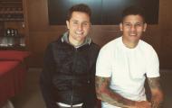 Ander Herrera mang tin vui cho Man United