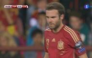 Màn trình diễn của Juan Mata vs Luxembourg