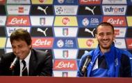 "Bonucci: ""Tuyển Ý hồi sinh dưới thời Conte"""