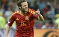 Juan Mata hồi tưởng ký ức trên đất Ukraine