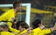 Mainz 05 0-2 Dortmund (Vòng 9 Bundesliga)