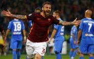 AS Roma 3-1 Empoli (Vòng 8 Serie A)