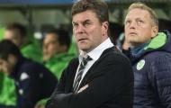 HLV Wolfsburg tự tin sẽ lọt vào vòng trong Champions League