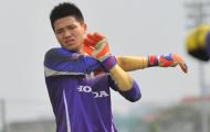Thủ môn tuyển Việt Nam hồi phục nhanh sau phẫu thuật