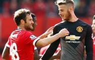 2 cái tên M.U chắc suất derby Manchester