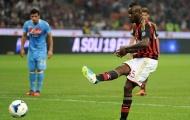 Phong cách sút penalty bá đạo của Mario Balotelli