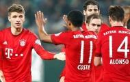 Vòng 2 cúp Quốc gia Đức: 'Hùm' đè bẹp 'Sói'