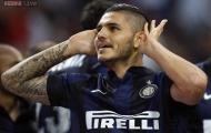 Icardi nói gì sau khi ghi bàn cho Inter?