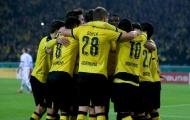 Dortmund 7-1 Paderborn (Cúp Quốc Gia Đức)