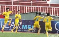 Chân dung cầu thủ đầu tiên lập hat-trick tại VCK U21 QG Báo Thanh Niên 2015