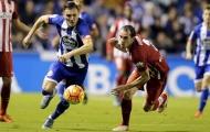 Vòng 10 La Liga: Hàng thủ khiến Atletico lỡ cơ hội lên ngôi đầu