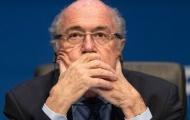 Chủ tịch Sepp Blatter đổ bệnh vì stress