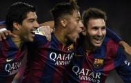 5 yếu tố giúp Barcelona đoạt cú ăn ba mùa giải 2014-2015