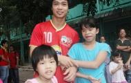 Câu chuyện thể thao: Nụ cười học trò và cách ứng xử của người thầy