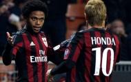AC Milan 3-1 FC Crotone (Cúp Quốc gia Ý)