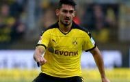 Dortmund đón tin vui trước trận Frankfurt