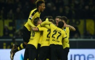 Dortmund 4-1 Frankfurt (Vòng 16 Bundesliga)