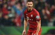 Bayern Munich 1-0 Darmstadt (Cúp Quốc gia Đức)