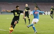 Napoli 3-0 Verona (Cúp Quốc gia Ý)