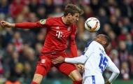 Man United hết mơ mộng về Thomas Muller