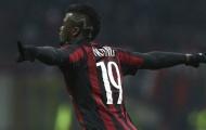 Hai thẻ vàng trong 1 phút khiến Sampdoria gục ngã trước Milan