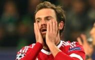 Với Mata, thời gian ở Man Utd đã hết