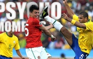 Pepe vs Felipe Melo – ai mới là cầu thủ thô bạo hơn?