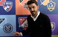 David Villa ôm mộng trở lại đội tuyển