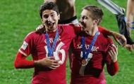 Liverpool có nguy cơ mất sao trẻ Serbia