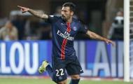 Inter đặt niềm tin vào Icardi, phớt lờ Lavezzi