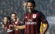 21h00 ngày 6/1, Milan vs Bologna: Bacca đối đầu Destro