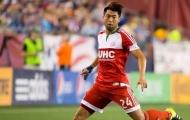 Lee Nguyễn được triệu tập lên Đội tuyển Mỹ