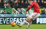 Điểm tin chiều 13/1: Rooney lập kỉ lục mới, Công Phượng nghỉ tập