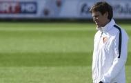 Những cột mốc đáng nhớ của Garcia tại AS Roma