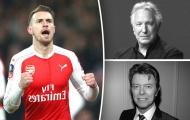 Ramsey ghi bàn, thế giới lại mất thêm những ngôi sao