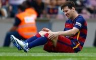 Điểm tin tối 18/01: Liverpool nhắm 'hàng thải' M.U; Đã rõ chấn thương của Messi