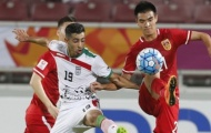 Bảng A: U23 Trung Quốc trắng tay rời VCK U23 châu Á