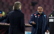HLV cãi nhau ỏm tỏi trận Inter hạ Napoli