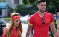 Van Bakel chính thức trở thành công dân Việt Nam