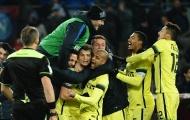 Napoli 0-2 Inter Milan (Tứ kết Coppa Italia)
