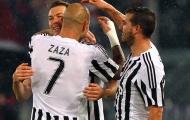 Lazio 0-1 Juventus (Tứ kết Coppa Italia)