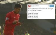 Đã đến lúc Liverpool nên để Firmino đá thay Benteke