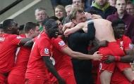 Những khoảnh khắc đáng nhớ tại vòng 23 Ngoại hạng Anh