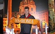 El Shaarawy đã chính thức đầu quân cho AS Roma