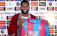 Ký hợp đồng xong, Adebayor vẫn phải tra google về Crystal Palace