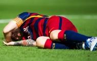 Messi bị phía Atletico triệt hạ, HLV Enrique nổi đóa