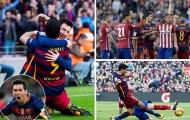 Rùng rợn trước 2 pha triệt hạ Messi và Suarez của Alt.Madrid
